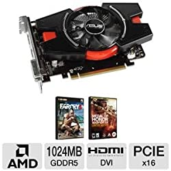 Asus Radeon HD 7770 1GB GDDR5 Video Card Bundle