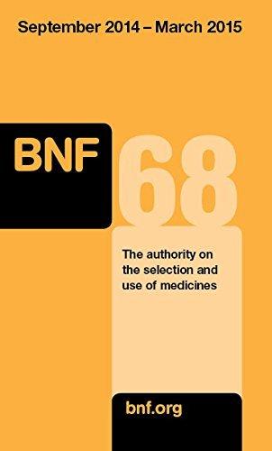 British National Formulary (BNF) 68