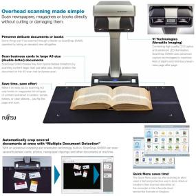 Fujitsu ScanScap SV60