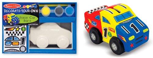 WMU Race Car Bank - DYO