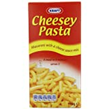 Kraft Cheesey Pasta 190 g (Pack of 12)by Kraft