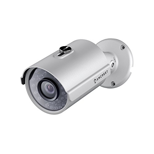 Discover Bargain Amcrest HDSeries Outdoor 1.3 Megapixel 960P POE Bullet IP Security Camera - IP67 We...