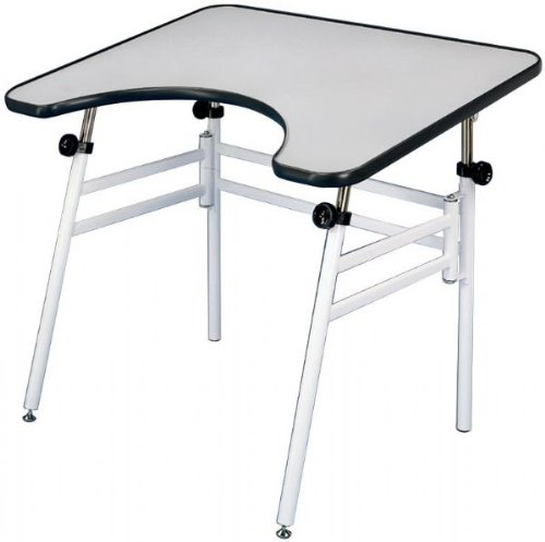 Folding Drafting Table front-1002659