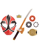 Power Ranger Training Set, Red Ranger Set