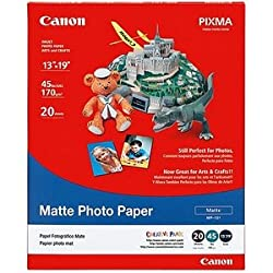 MATTE PHOT PAPER 13x19