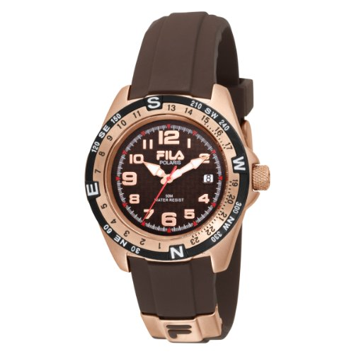 Fila Men's FA0633-74 Three-Hands Polaris Watch