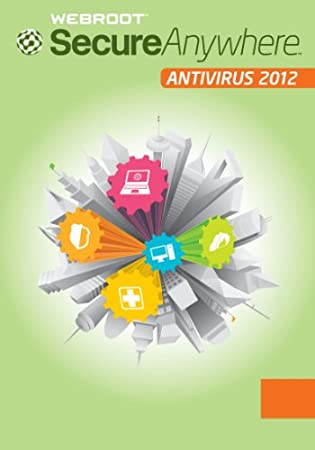 Webroot SecureAnywhere Antivirus 2012 (3 PCs) [Old Version]