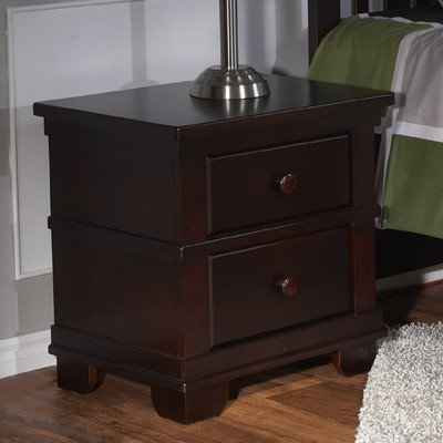 Two Tone Nightstand front-697146