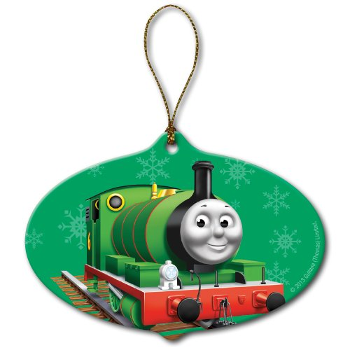 PBS KIDS Thomas and Friends Percy Ornament