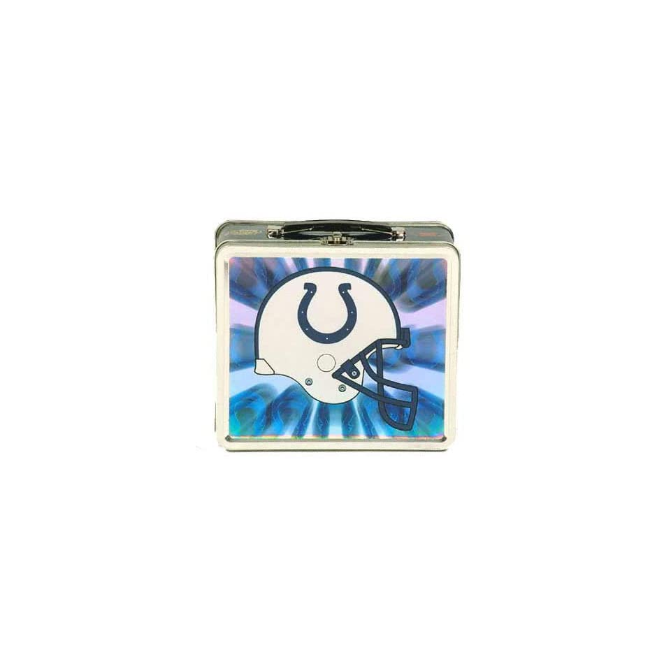 Indianapolis Colts Metal Lunch Box