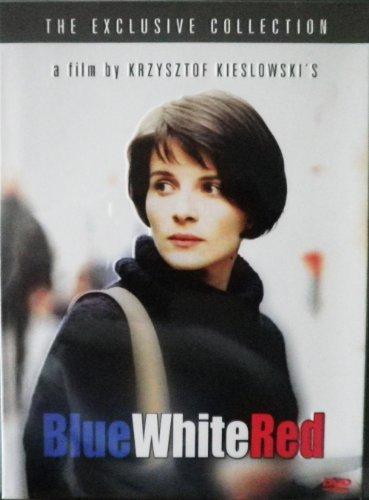 Three Colours Collection - Blue, White, Red - Krzysztof Kieslowski 【海外版】