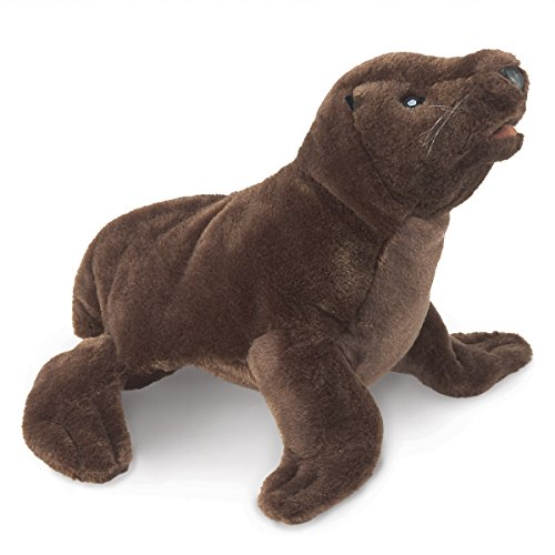 Folkmanis Sea Lion Pup Hand Puppet