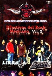 LIRAN ROLL/ BANDA BOSTIK : DFECTIVOS DEL ROCK MEXICANO VOL.2