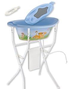 Amazon com rotho babydesign bath set style 2 lion king