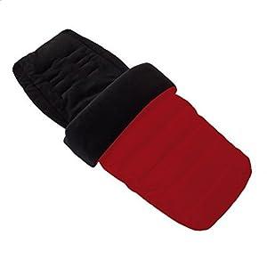 Baby Jogger - Saco calentador de piernas para Mini, Elite, Summit XC y F.I.T. marca Baby Jogger