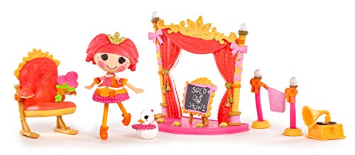Mini Lalaloopsy Playset- Tippy's Ballet Recital