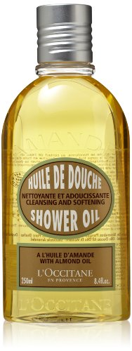 L'Occitane Almond Shower Oil, 8.4 fl. oz. (Amazon Loccitane compare prices)