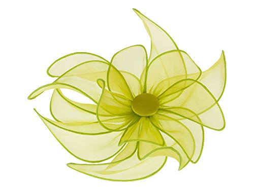 ESCADA Donne Spilla verde chiaro one size