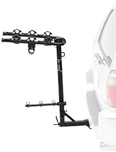 Hollywood Racks HR320 Road Runner 3-Bike Hitch Mount Rack for Vehicles with Rear... by Hollywood Racks
