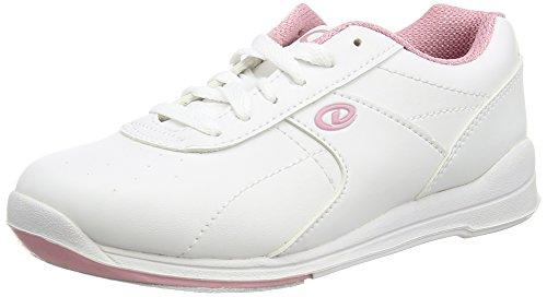 Damen Bowlingschuhe Dexter Raquel IV weiß/rosa