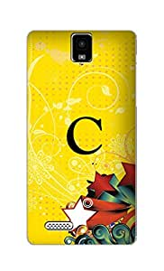 SWAG my CASE Printed Back Cover for InFocus M330