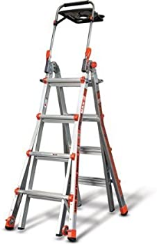 Little Giant 17' Ladder with Air Deck