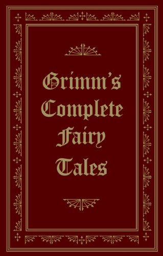 Cover of Grimm's Complete Fairy Tales