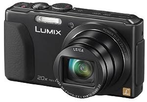 Panasonic DMC-TZ41EG-K Digitalkamera (18,1 Megapixel, 20-fach opt. Zoom, 7,5 cm (3 Zoll) Touchscreen, 5-Achsen bildstabilisator) schwarz