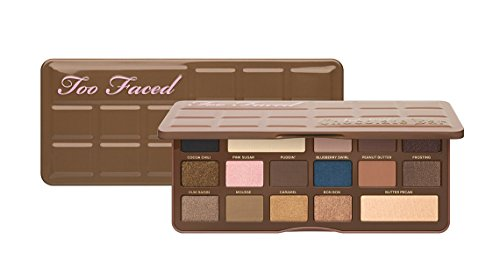 Too Faced SemiーSweet Chocolate Bar Eye Shadow Collection トゥフェイス