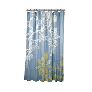 Icelandic dream shower curtain shower for Bathroom decor amazon