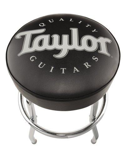 Taylor Guitars Taylor Bar Stool, Black (available June 15, 2009)