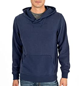Woodrow Fleece Hooded Pullover