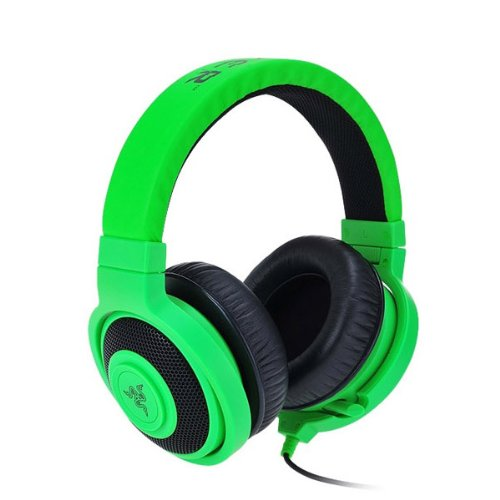 Razer Kraken Pro Way Course Gaming Comfort Headset/ Green