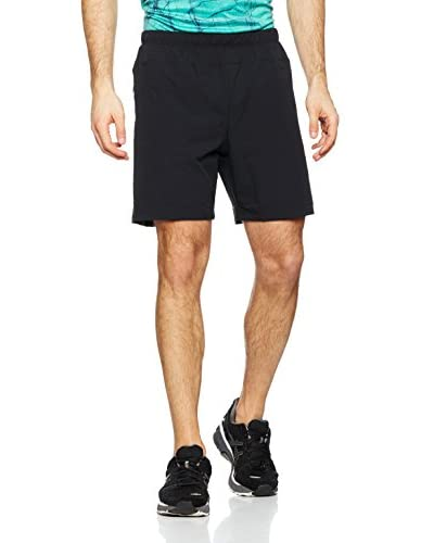 Asics Shorts 7In schwarz