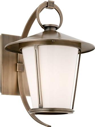 Rennie 1 Light Outdoor Wall Light Bulb Type 100w Medium Base Incandescent Bulb Size 13 5 H X