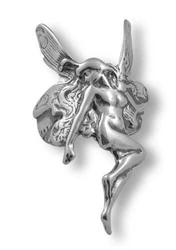 Fairy Earcuff in Sterling Silver