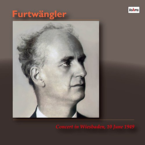 フルトヴェングラー・イン・ヴィースバーデン (Furtwangler ~ Concert in Wiesbaden, 10 June 1949) [2LP] [Limited Edition] [日本語帯・解説付] [Analog]