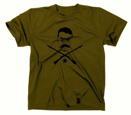 viva-zapata-revolucion-t-shirt-mexico-libertad-olive-s