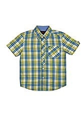Poppers by Pantaloons Boy's Shirt_Size_11-12 YRS