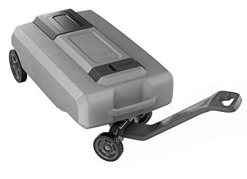 Thetford SmartTote2 Portable Waste Tote Tank 40518, 4 Wheels - 27 Gallon Capacity (Portable Waste Tank For Camping compare prices)