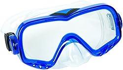 Bestway Seavision Dive Mask (23.50*18.50*8.70,multicolour)