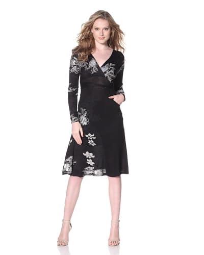 Desigual Women's Elsa Bor Dress  - Negro