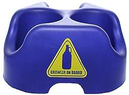 Growler on Board-Purple
