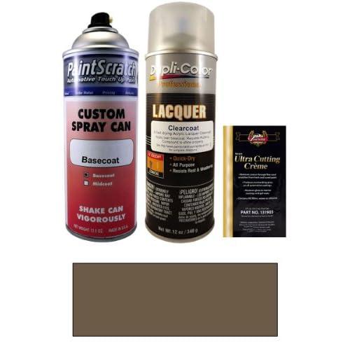 12.5 Oz. Dark Tundra Metallic Spray Can Paint Kit for 1990 Dodge Ram Pickup (JT8/DT6649)