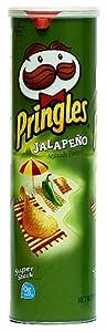 Pringles Jalapeno Flavored Potato Chips 5.96oz