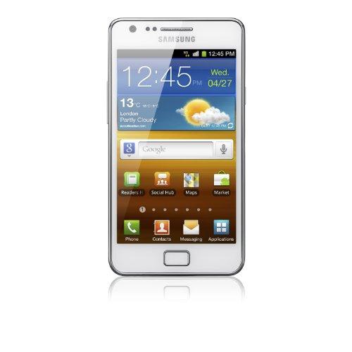 Samsung I9100 Galaxy S II 16GB Sim Free Smartphone - White