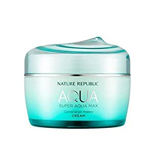 Nature Republic Nature Republic Super Aqua Max Combination Watery Cream 2.7Oz/80Ml