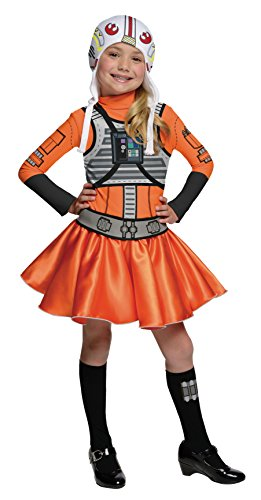 Star Wars X-Wing Fighter Costume Dress, Large