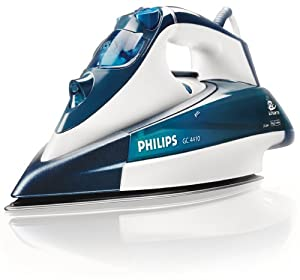 Philips Azur GC4410/02 Steam iron with 40g continuous steam and 130g steam boost