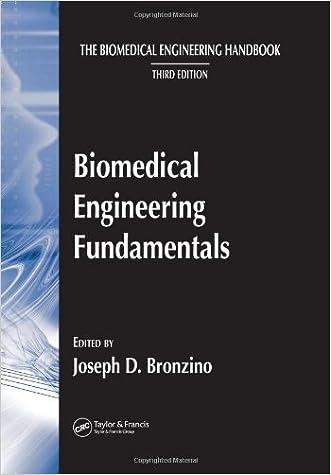 The Biomedical Engineering Handbook, Third Edition: Biomedical Engineering Fundamentals